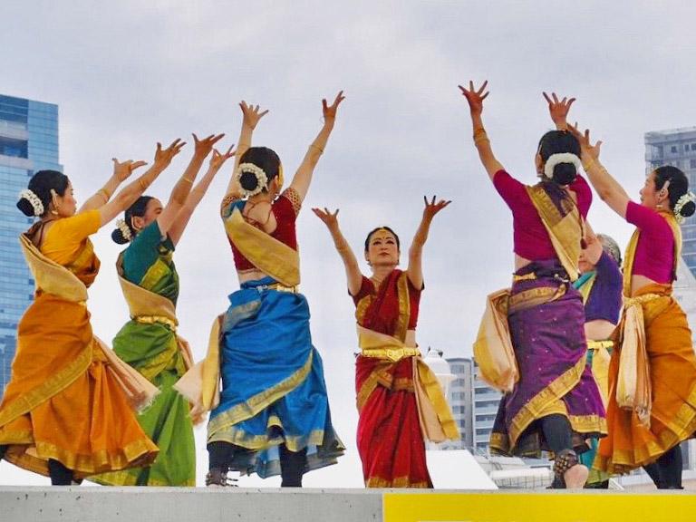インド舞踊神戸まつり