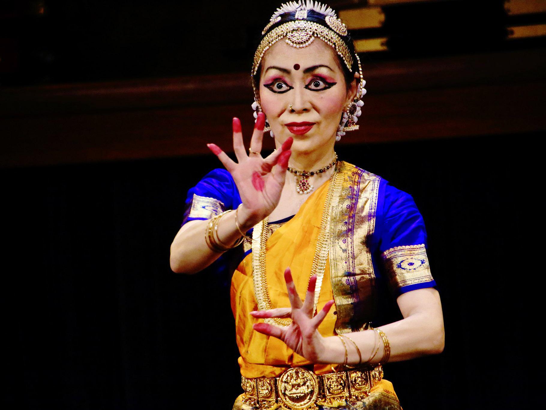 2019-南インドの風〜神々の舞〜